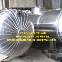 TANGKI AIR PANAS 4000 LITER - HARGA DAN DIMENSI TANGKI AIR PANAS 4000 LITER - PRESSURE TANK 4000 LITER