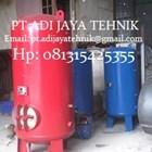 Jual AIR RECEIVER TANK 1000 liter 2000 liter 3000 liter 5000 liter 8000 liter 10000 liter 3