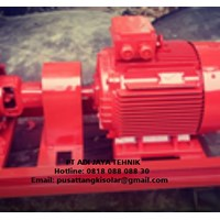 ELECTRIC FIRE PUMP - HARGA ELECTRIC FIRE PUMP - Po
