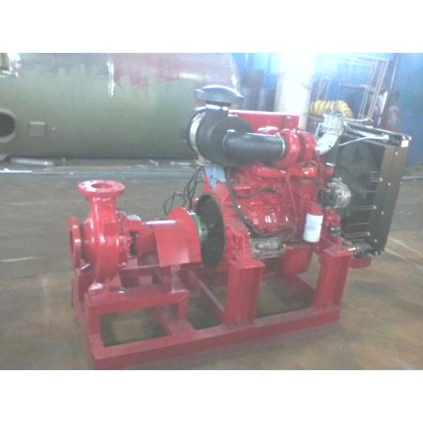 Jual Pompa Hydrant Diesel