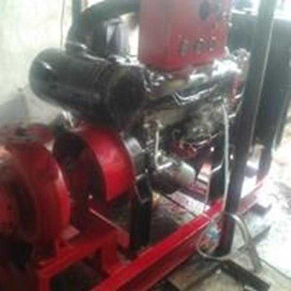 Pompa hydrant diesel  pompa hydrant electrik  Jockey pump