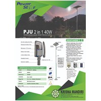 Jual PJU Two In One 40 Watt