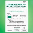 MANGANESE GREENSAND PLUS 4