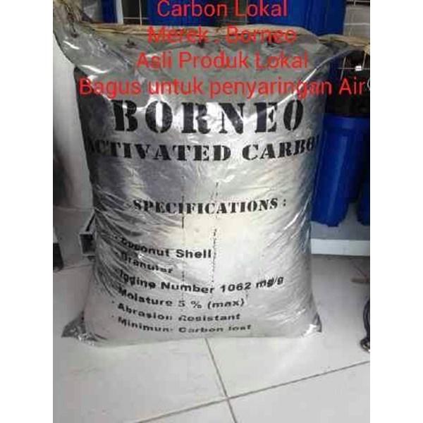 Activated Carbon Borneo