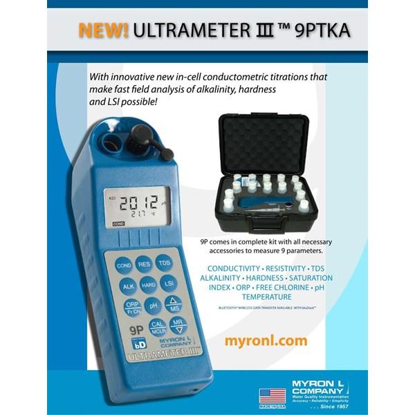 Ultrameter Iii Myron L