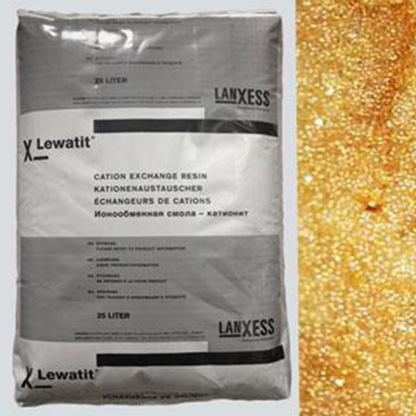 Resin Lewatit Monoplus S 108 ( Cation Resin )