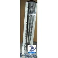 Flow Meter Darhor LZM 25Z kapasitas 1 - 10 GPM Tanpa Regulator