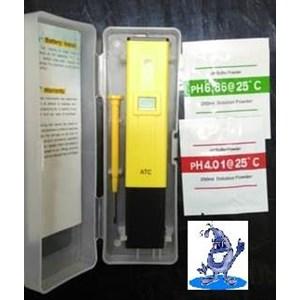 From pH Meter Model Pen ( Pocket ) 1