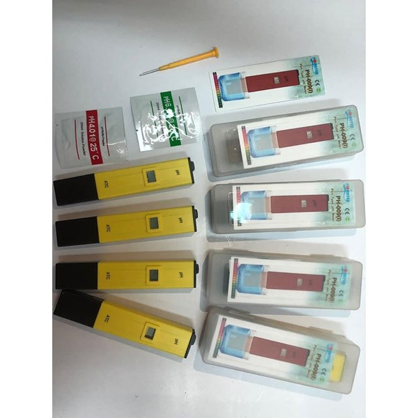 pH Meter Model Pen ( Pocket )