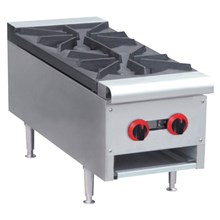 GAS LOW RANGE 2 BURNER (RB 2)
