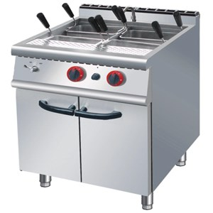 GAS PASTA COOKER WITH CABINET (RM S4)