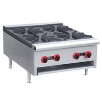 Jual GAS LOW RANGE 4 BURNER (RB 4)