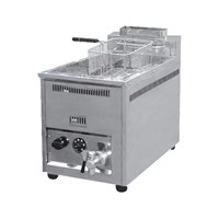 GAS FRYER 1 TANK (16L) WITH THERMOSTHAT (REF 71A) 1