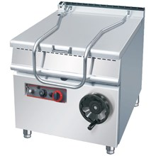 GAS TILTING BRAISING PAN CAP. 60 L (RS)