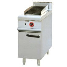 GAS CHARCOAL GRILL WITH CABINET (RHA)
