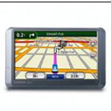 GARMIN GPS NUVI 205W.