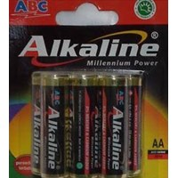 Jual Battery ABC Alkaline AA