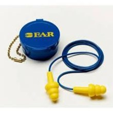 Earplug Ultrafit 25dB 3M 4002 with case