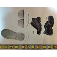 Distributor Safety Shoes Hornets Low & Middle 3