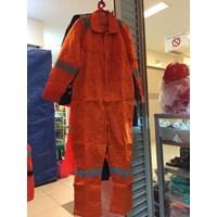 Jual Baju Bengkel- Baju Mekanik - Wearpack - Coverall 2