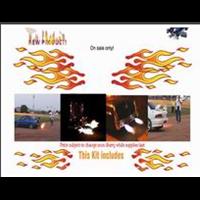 Jual Dual Exhaust Fire Blast Off