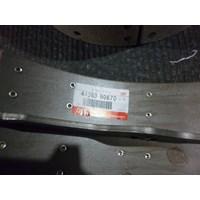 Jual Kampas Rem Belakang Shoe Assy Rear Brake Nissan Cwa260 2