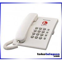 Jual Panasonic Single Line Telephone KX-TS505MX
