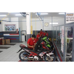 Service Motor By PT PT. Sato Dinamika Global