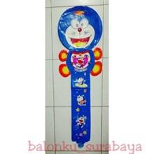 Balon Tongkat  Balon Pentung Doraemon