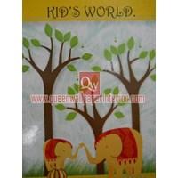 Wallpaper Kids World