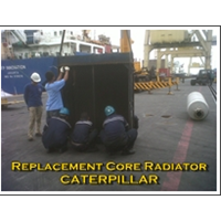 Jual Replacement Core Radiator Genset