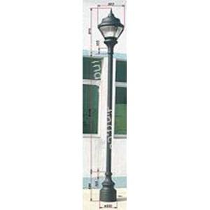 Tiang Lampu Taman Gd30004