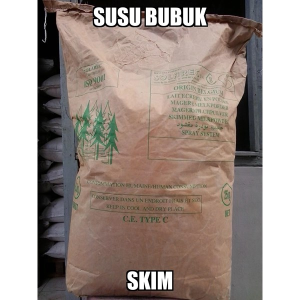 Susu Bubuk Skim SOLAREC