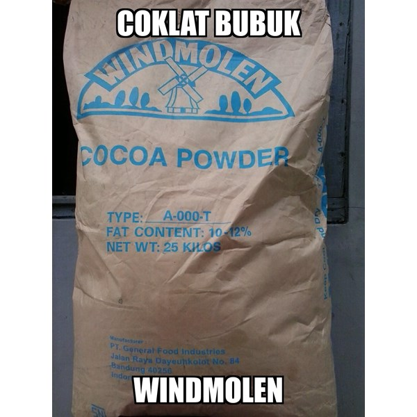 Coklat Bubuk  Windmolen