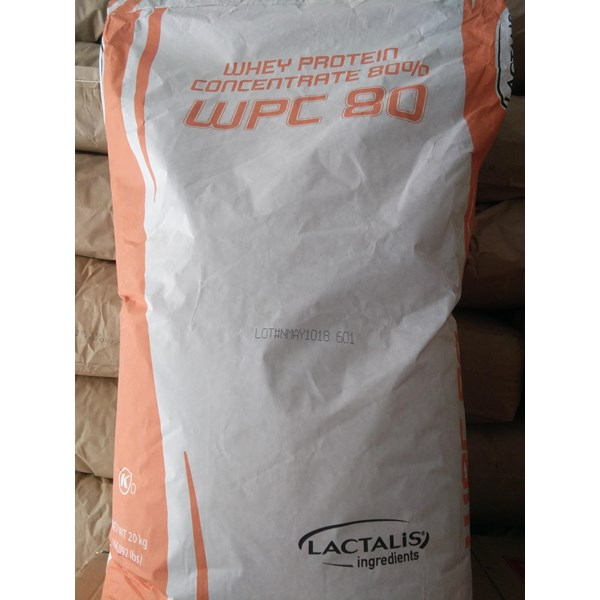 WHEY PROTEIN CONCENTRATE  80