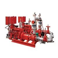 Distributor hydrant fire pump 3