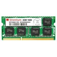 Jual Strontium DDR3 8GB 1600Mhz PC12800 RAM SODIMM - SRT8G86S1-P9H