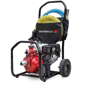 Pompa Pemadam Kebakaran Versax Cart