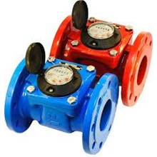 POWOGAZ FLOWMETER HOT WATER AND COLD WATER