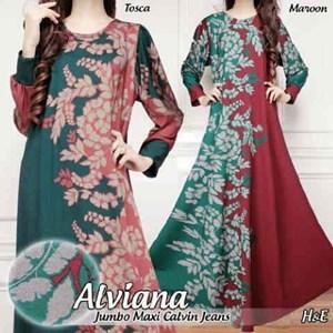 Sell Alvina Calvin Jeans Jumbo From Indonesia By Cv Warna Daun