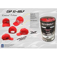 Cap X1 Golf Limited Edition 1