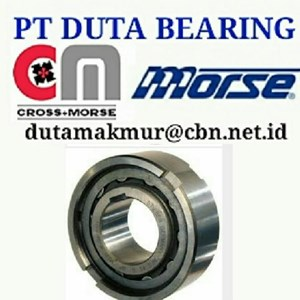 Cross Morse Bearing Clutch