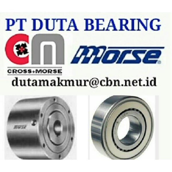 Bearing Clutch Cross Morse