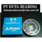 STIEBER ONE WAY BEARING CLUTCH BACKSTOP PT DUTA BEARING 1
