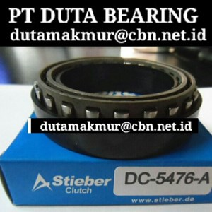 STIEBER ONE WAY BEARING CLUTCH BACKSTOP PT DUTA BEARING OVERRUNNING