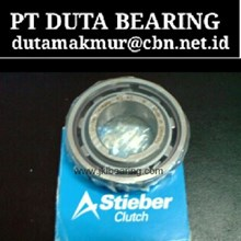 STIEBER ONE WAY BEARING CLUTCH BACKSTOP PT DUTA BEARING ONE WAY