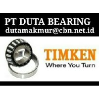 Jual TIMKEN BEARINGS TAPER ROLLER PT DUTA BEARING SPHERICAL ROLL TIMKEN BEARING 2
