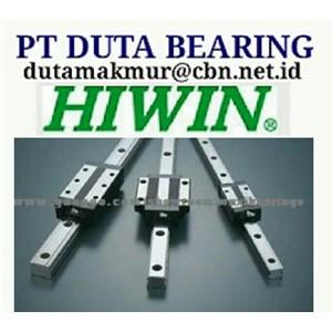 HIWIN BALL SCREWS LINEAR ACTUATOR MOTOR PT DUTA BEARING HIWIN LINEAR GUIDE WAY