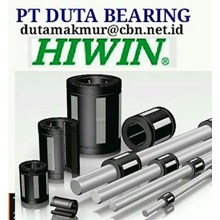 HIWIN BALL SCREWS LINEAR ACTUATOR MOTOR PT DUTA BEARING HIWIN LINEAR GUIDE WAYS