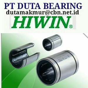 HIWIN BALL SCREWS LINEARS ACTUATOR MOTOR PT DUTA BEARING HIWIN LINEAR GUIDE WAY